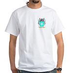 Helyer White T-Shirt