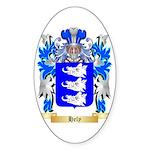 Hely Sticker (Oval 50 pk)