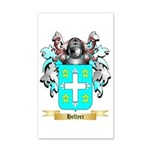 Hellyer 35x21 Wall Decal