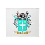 Hellyer Throw Blanket