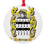 Hellings Round Ornament