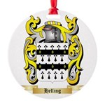 Helling Round Ornament