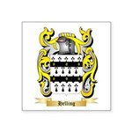 Helling Square Sticker 3