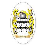 Helling Sticker (Oval 10 pk)
