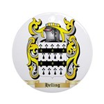Helling Ornament (Round)