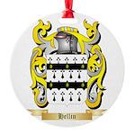 Hellin Round Ornament