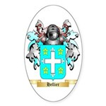 Hellier Sticker (Oval 50 pk)