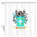 Hellier Shower Curtain