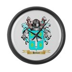 Hellier Large Wall Clock
