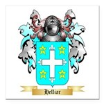Helliar Square Car Magnet 3