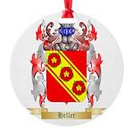 Heller Round Ornament