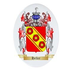 Heller Ornament (Oval)