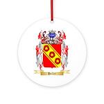 Heller Ornament (Round)