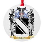 Hellard Round Ornament