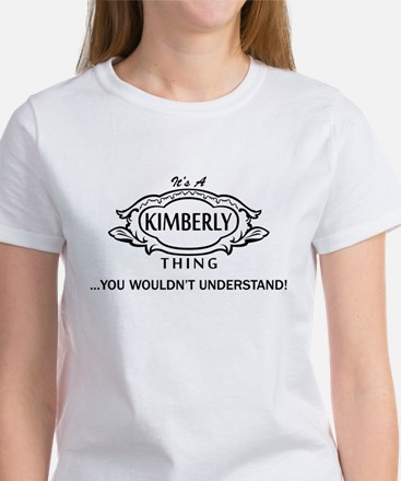 It's A Kimberly Thing You Wouldn't Understand! T-S