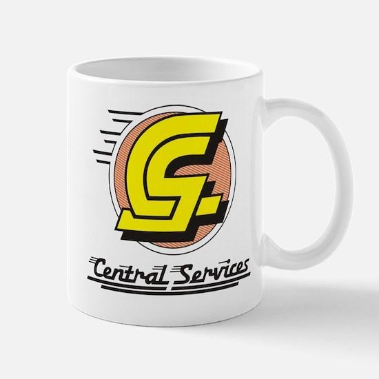 Central Services Mug