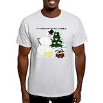 Christmas Yellow Snow Light T-Shirt