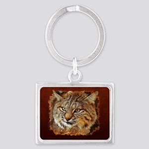 Bobcat Landscape Keychain Keychains
