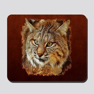 Bobcat Mousepad