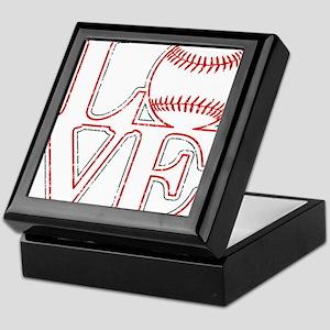 Love Baseball Classic Keepsake Box