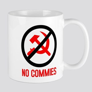 No Commies! Mug
