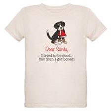 Dear Santa, I tried to be good! T-Shirt