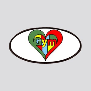 Gym Heart Patches