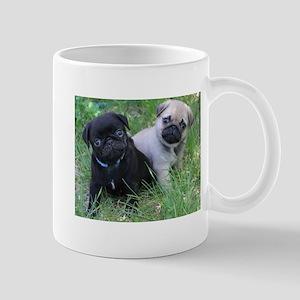 Pug Puppy Mugs