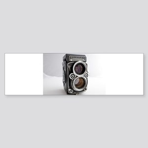 Vintage Camera Bumper Sticker