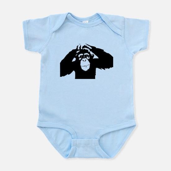 Chimpanzee Icon Infant Bodysuit