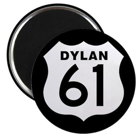 Dylan 61 Magnet