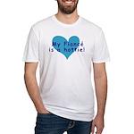 My Fiance is a hottie! T-Shirt