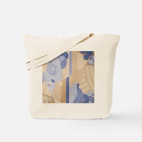 Art Deco Abstract Tote Bag