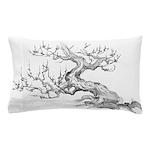 Japanese plum Pillow Case