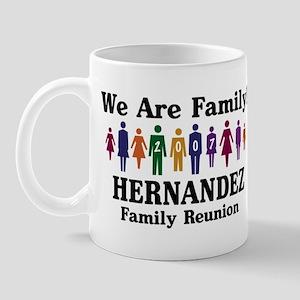 HERNANDEZ reunion (we are fam Mug