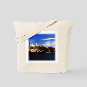 Nubble Light 1 Tote Bag