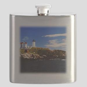 Nubble Light 1 Flask
