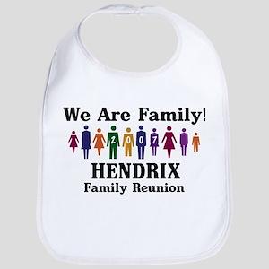 HENDRIX reunion (we are famil Bib