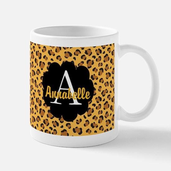 Personalized Name Monogram Gift Mugs