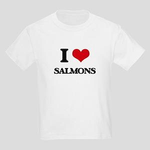 I love Salmons T-Shirt
