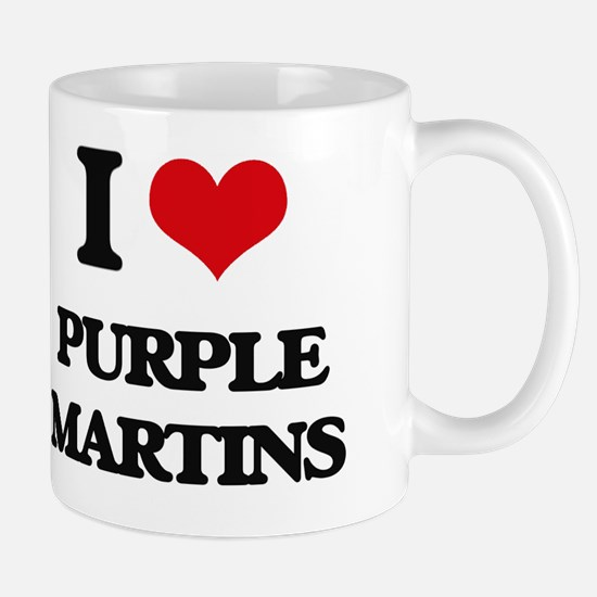 Cute Martins ferry purple riders Mug
