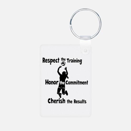 CHERISH VB (both sides) Keychains