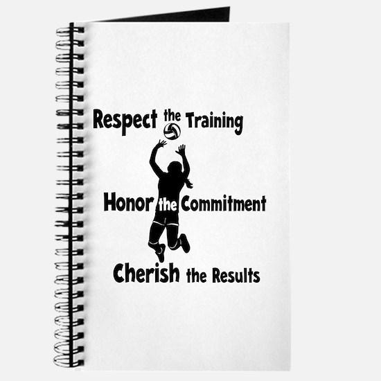CHERISH VOLLEYBALL Journal
