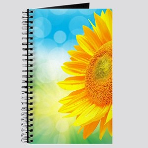 Sunflower Power Journal