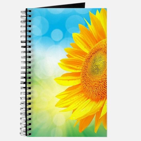 Sunflower Power Journal