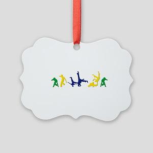 Capoeira Ornament