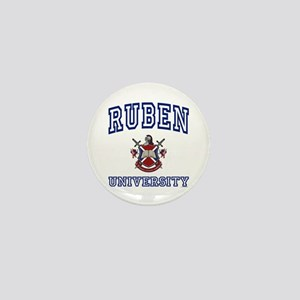 RUBEN University Mini Button