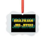 Brazilian Jiu Jitsu Ornament