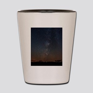 Milky Way Galaxy Hastings Lake Shot Glass