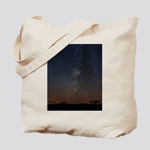 Milky Way Galaxy Hastings Lake Tote Bag